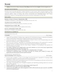 Resume Template For Mba Application Resume For Executive Mba Application Sidemcicek 21