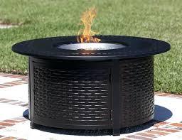 fire sense pit fire sense pit round aluminum propane