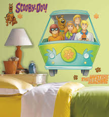 Scooby Doo Bedroom Accessories Http Sandavycom Charming Cute Kids Room Design With Wall Decals
