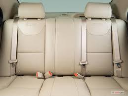 2007 pontiac g6 4 door sedan gtp rear seats