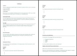 Resume Writing Resume Examples Resume Writing Tips With Basic