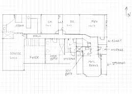 Modest Ideas Paper For Drawing House Plans House Design Graph Paper