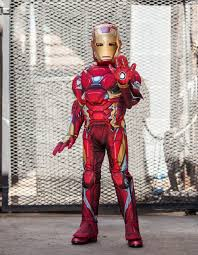 Superior Iron Man Costume