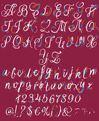 Fonts Calligraphy Buy Liquid Calligraphy Animated Font For Incredible Designs