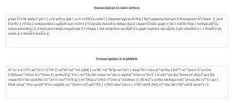 International phonetic alphabet (ipa) symbols used. Transcription Generator Speech Synthesis And Recognition Laboratory
