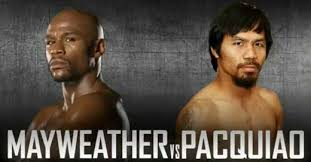 Image result for mayweather vs pacquiao LOGO