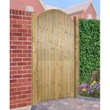 carlton arch top single gate