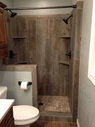small bathroom ideas.  Small Bathroom With Cool Shower I Would Prefer A Small Glass And Door Than  Shower Rod In Small Bathroom Ideas