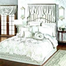 black and silver comforter sets white comforter set white and silver comforter black white and gold