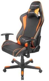 Image Executive Dx Racer Fe08no Office Chair Nerd Techy Most Comfortable Best Rated Pc Gaming Chairs 20182019