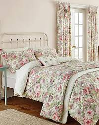 sanderson amelia rose duvet cover set house of bath