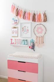 diy boho chic home decor. design reveal: boho chic nursery diy home decor