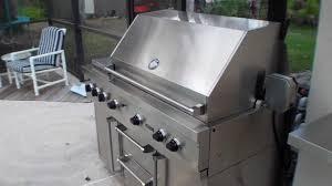viking grill 53 ultra premium e series grill with side burner and trusear vgiq you