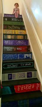 Best Paint For Stairs Best 25 Book Staircase Ideas On Pinterest Staircase Painting