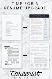 Resume Template Resume Cv Resume For Word Resume Instant