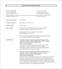 Sample Government Contractor Resume Example Of Federal Government Mesmerizing Usajobs Resume Sample