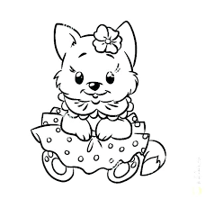 Baby Cat Coloring Pages Cute Kitty Coloring Pages Coloring Pages Of
