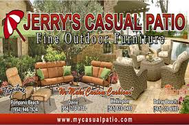 jerry s casual patio florida design