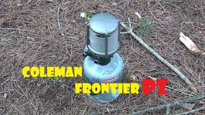 Lámpara De Gas Coleman Frontier Pz Funnydogtv