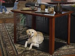 wooden dog crate furniture. Luxury Dog Crates Furniture. Full Size Of End Tables:wood Pet Crate Furniture Wooden