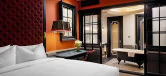 Design Of Suite Hotel De La Coupole Deluxe Suite
