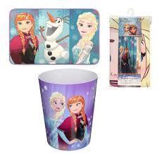 com disney frozen wastebasket shower curtain and bath mat bathroom accessories home kitchen