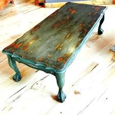 refinished coffee tables best painted ideas on table colorful refinishing paint colors full size