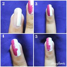 Water Marble Nail Art (Without Water) – StayGlamrs
