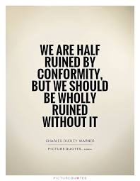 Conformity Quotes Cool 48 Conformity Quotes Golfian