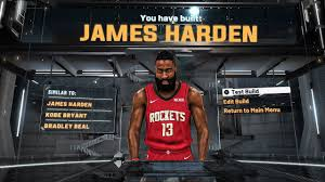 HOW TO MAKE A JAMES HARDEN BUILD ON NBA 2K20 - TOP 3 BUILDS!! - YouTube