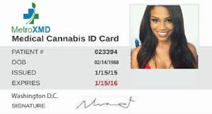 Marijuana Card Dc Card Metroxmd cannabis Washington Medical