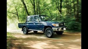 2019 Toyota Land Cruiser Ute - Australian Pickup Truck - YouTube