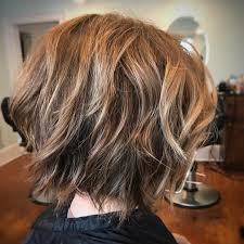 Layered Haircuts Short On Top Long On Bottom