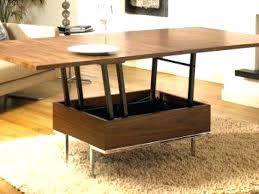 coffee table turns into dining table coffee table turns into dining table coffee table to dining