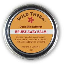 wild thera concentrated bruise remedy healing bruise cream with arnica and turmeric bruise treatment