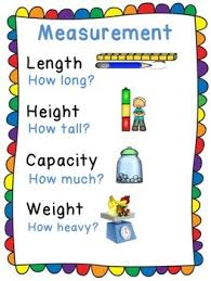 Kindergarten Height Chart Measurement Lessons Tes Teach