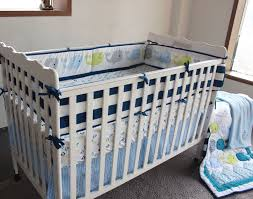 best newborn baby boy cribs aliexpress whales 7pc nursery crib bedding set newborn