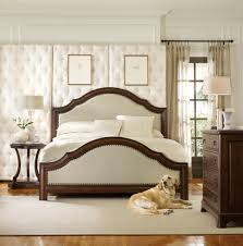 wood and upholstered beds. Hooker Furniture, Master Bedroom, Upholstered Bed, Wood Queen Rustic And Beds N