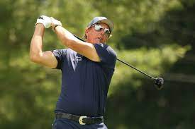 Phil Mickelson's response to summary of ...