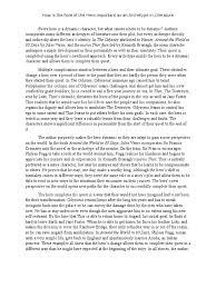 archetype essay quest hero