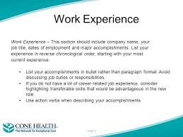 Job Accomplishments List Resume Builder Page 2 A Great Resume Could Be The Thing That Gives