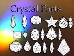 crystal parts for chandeliers replacement acrylic crystals for chandelier crystal replacements chandelier crystals shapes chandelier crystal