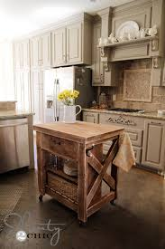 Rustic Kitchen Island Ideas Unique Decorating