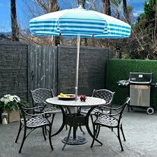 small patio umbrella table base furniture with unbelievable outdoor stand