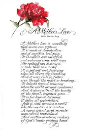 Wedding Day Poems For Moms From Daughters Sunday June 10 2012