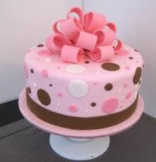 Pink Fondant Cake Nomis Cake In 2019 Cake Birthday Cake