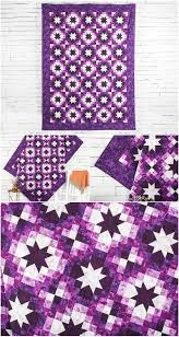 Purple Quilt Patterns Unique Inspiration Design