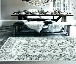 gray and white area rug grey blue rugs 8x10 light w