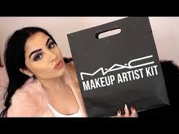 mac freelance makeup artist kit essentials