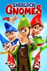Sherlock Gnomes (2018) subtitulada